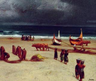 Mira Beach by Félix Beristain