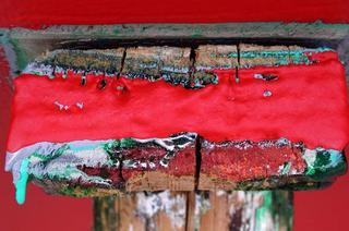 Taco Rojo by Yvette Boulet