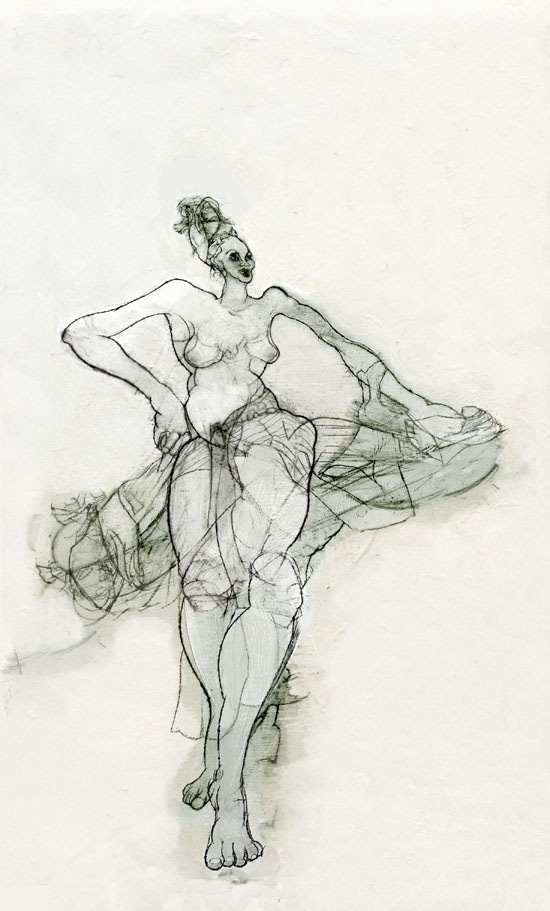 Dancer by Susan Williams