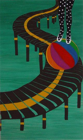 Allez Hop! by Elena Cabrera