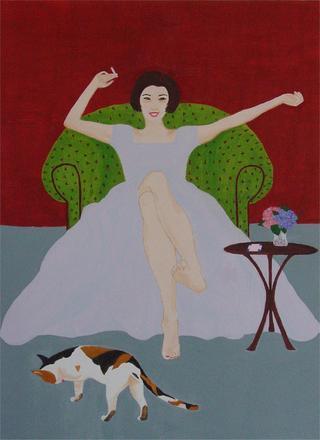 Finally Alone by Elena Cabrera