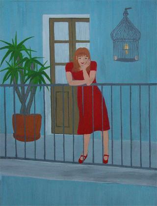 Wait for Him by Elena Cabrera