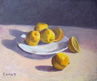Lemons by Manuel José Ramat