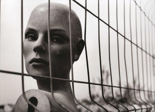 Caged by Josep Maria Sellarès