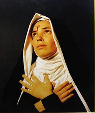 Saint by Carlota Figueras