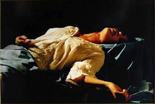Saint Cecilia by Carlota Figueras