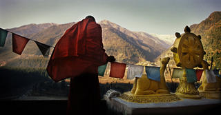 Radreng Monastery, India by Michal Sosna
