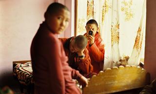 Radreng Monastery 5, India by Michal Sosna