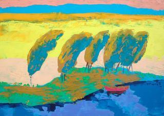 Wind Blow by Le Viet Dzung