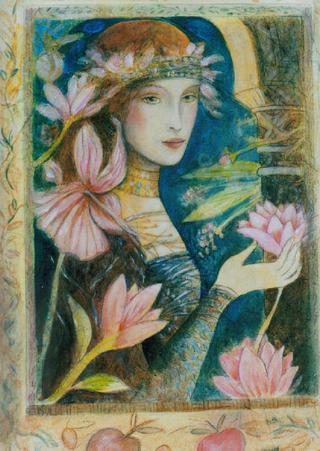 Isolde by Christa Oglan