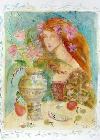 Angelique by Christa Oglan