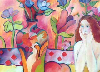 Juxta Posa by Christa Oglan