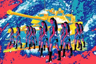 Tank_attack by Wladimir Vinciguerra