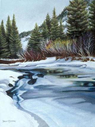 Spring Thaw by Dorothy Northrup