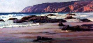 Atlantic Coast by Nemesio G. Balsera
