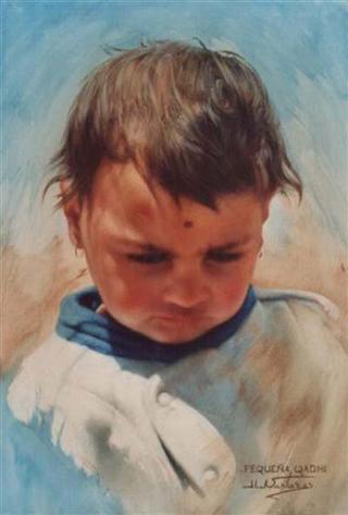 Little Qadhi by José Luis Nestares
