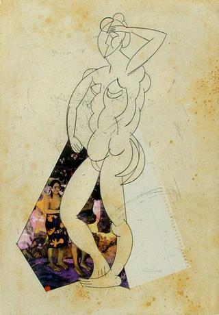The Cubism 2 by Manolo Valdés