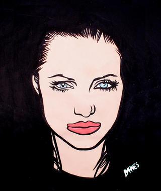 Angelina by Cristian Barnes