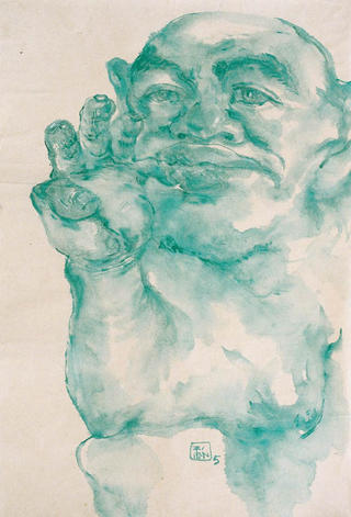 A Story of Hand 1 by Trinh Minh Tien