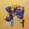 Wolverine Intervenes by Jirapat Tatsanasomboon