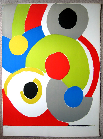 sonia delaunay artist portfolio picassomio