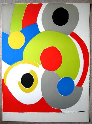 Untitled 2 by Sonia Delaunay