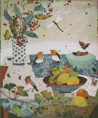 Silberstunde (Silver Hour) by Jutta Votteler
