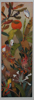 Kleine Urwaldgesellschaft (Little Jungle Community) by Jutta Votteler