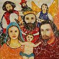 Nativity 4 by Salvatore Tonnara