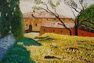 Landscape 1 by Salvatore Tonnara