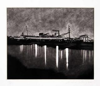 Ship by Michele Zalopany