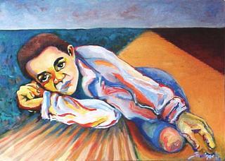Little Black Boy by Raquel Sara Sarangello