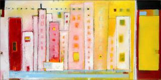 City by Lidoska Guietti