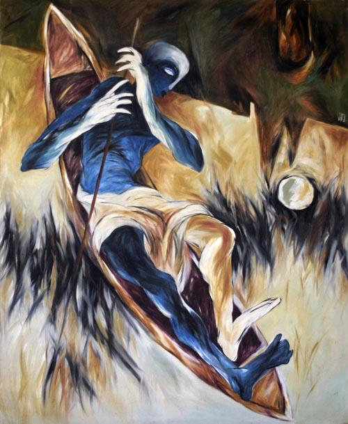 The Catamaon by Joydeb Choudhury