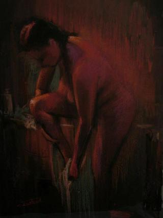 Nude 11 by Antonio Abad