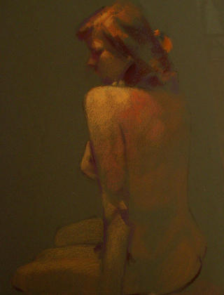 Nude 13 by Antonio Abad