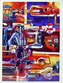 Mural Ma Futte by Benjamin Silva