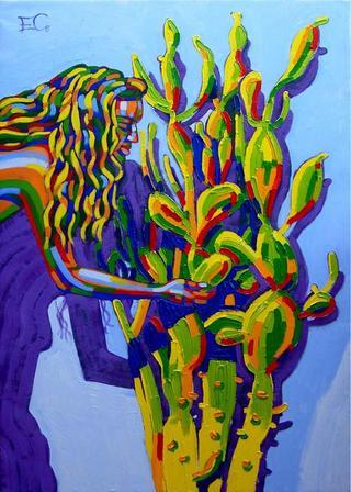 My Cactus by Estefanía Córdoba