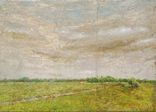 Field by Therdkiat Wangwatcharakul