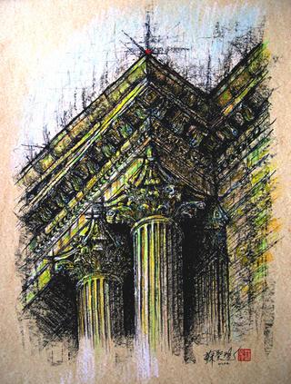 Supreme Court Detail by Soo Sheng Lih