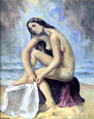 Anfitrite by Lázaro Lozano