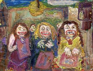 Party Girls 2 by Joanne Hodgen