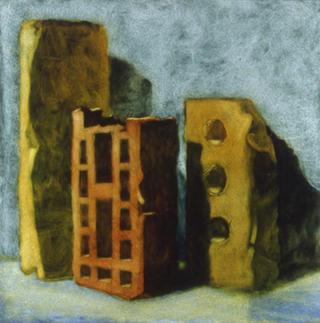 Bricks 6 by Ashley Lathe
