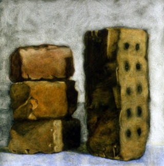 Bricks 7 by Ashley Lathe
