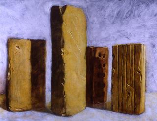 Bricks 8 by Ashley Lathe