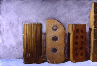 Bricks 9 by Ashley Lathe