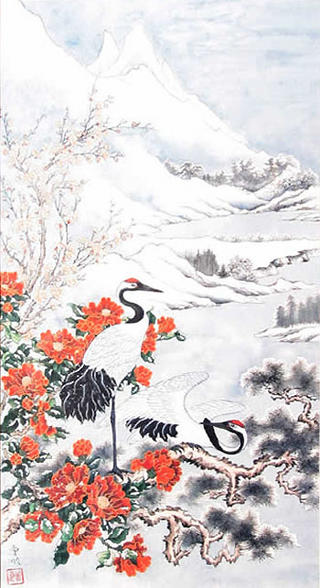 Splendor of Winter by Wei Tseng Yang