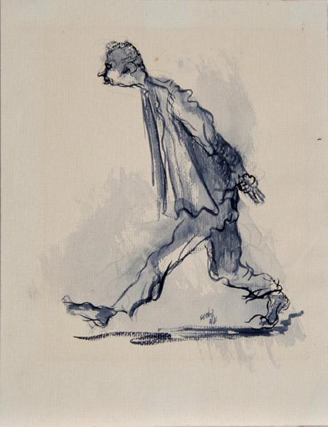 Untitled (Walker) by Alfred Sessler