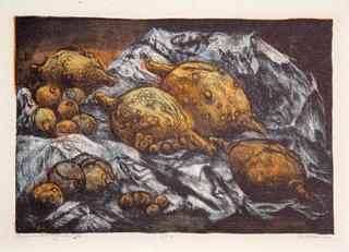 Lemon Arrangement IV by Alfred Sessler