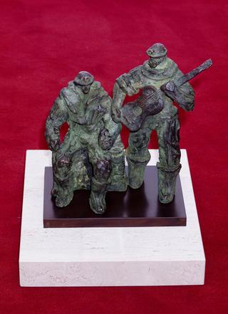 Pair of Miners by Eskerri
